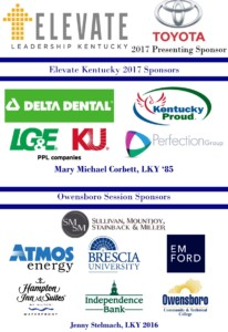 Elevate Kentucky Sponsors